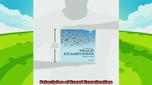 different   Principles of Fraud Examination
