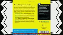 complete  Intermediate Accounting For Dummies
