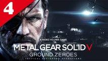 Metal Gear Solid V : GZ - Mission 04 - Récupérer des informations - Rang S