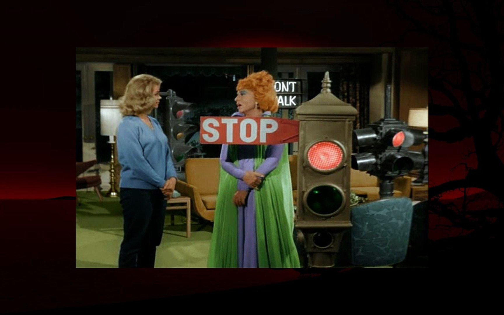 Watch Bewitched Se01 EP22 - Eye of the Beholder