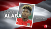 David Alaba, le latéral gauche précoce et polyvalent – Autriche #Euro2016