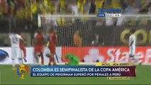 Copa America 2016: Cuartos de final - Colombia 0 - 0 Perú  (resumen) (17.06.2016)