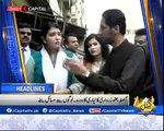Aseefa Bhutto-Zardari visits Lyari