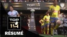 TOP 14 - Résumé Clermont-Racing 92 : 33-34 - Demi-finales - Saison 2015/2016
