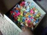 Valentine's Challenge, 1000 Paper Cranes - Part 2/2