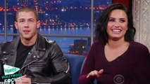 Nick Jonas Helped Demi Lovato Write A Breakup Song About Joe Jonas