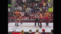 Chris Benoit & Chris Jericho vs. Batista & Triple H: Raw, Dec. 13, 2004