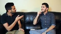 Zaid Ali funny vines-Two faces of friends-Friends in front of us and in front of our parents-Zaid Ali videos collection