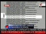 15 10 2010 Presedintele ANAF Blejnar Sorin a stat statul roman in judecata pentru acordarea stimulentelor si public e contra stimulentelor ALO SALVAREA si JUSTITIA asta fie e dement fie interlop