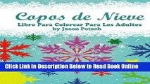 Download Copos de Nieve Libro Para Colorare Para Los Adultos (El Estrés Adulto Dibujos para