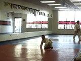 Tae Kwon Do belt test 01/24/2009 5/8