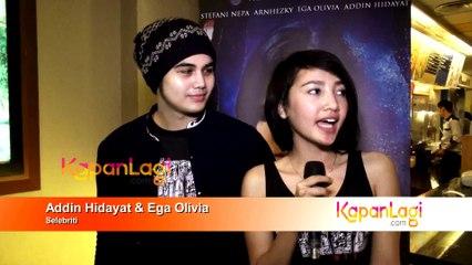 Main di Film Horor, Ega Olivia Puas Dengan Aktingnya