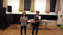July 25, 2013 Intermediate/Advanced Lindy Hop Video Review Lindy Academy
