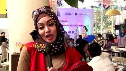 Terry Putri Hobi Belanja Busana Muslim di Malaysia