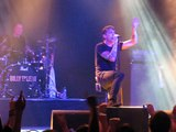 Billy Talent - The Dead Can't Testify - live @ Melkweg, Amsterdam, 29-01-2010