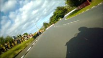 video extreme isle of man TT course moto  the most dangerous motorcycle race in the world HD POV