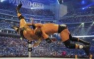 WWE Triple H vs. Randy Orton WWE Championship Match Last Man Standing