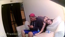Annoying Girlfriend Prank on Boyfriend BF vs. GF Pranks