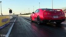 Worlds First 10 Second Bone Stock Nissan R35 GTR 10.87@125
