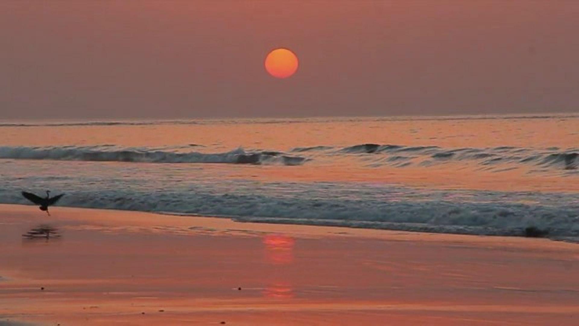 «Океан,рассвет,ocean, sunrise»