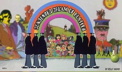 Condensed Cream Of Beatles