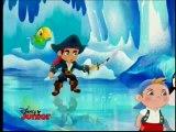 Jake y los piratas del pais de nunca jamas, Fantasmas de Infra-Nunca-Jamas