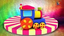 Bob, le train- Le roues du train  Les roues du bus