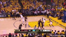Le dunk surpuissant de LeBron James lors du Game 7 des Finales NBA 2016