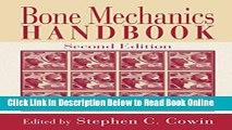 Read Bone Mechanics Handbook, Second Edition  Ebook Free