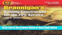 Read Brannigan s Building Construction For The Fire Service  Ebook Online