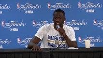 Draymond Green Postgame Interview #2  Cavaliers vs Warriors - Game 7  2016 NBA Finals