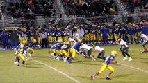 Caeser Rodney Riders vs St. Mark's Spartans Varsity Football Highlights 10/25/2013