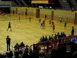 NK handbalselectie brabant meisjes jong 15-05-2010 01 Brabant - Zuid Holland
