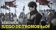 """Juego de tronos 6 - Reacción a La batalla de los bastardos"""" Game of Thrones 6x09"""