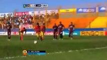 Crucero del Norte vs Lanús (1-3) Primera División 2015 - todos los goles resumen