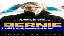 Read Bernie : The Fully Authorised Biography of Bernie Ecclestone  Ebook Free
