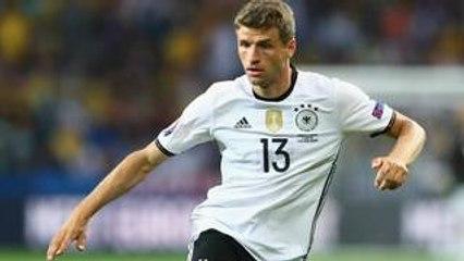 【EURO2016スター選手のベストプレー集】ドイツ代表のFWミュラー