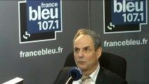 """""""SOS Médecins est un combat"""" : Pascal Chansard, vice-président de SOS Médecins"""