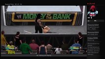 Money In The Bank World Title Seth Rollins Vs Roman Reigns