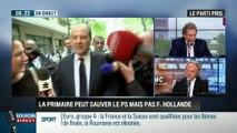 """Le parti pris d'Hervé Gattegno : """"La primaire a plus de chance de sauver le PS que de sauver François Hollande"""" - 20/06"""