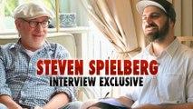 Steven Spielberg - Interview Exclusive - Studio Bagel