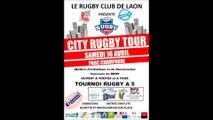 City Rugby Tour (C.D. de l'Aisne et de l'Isère)