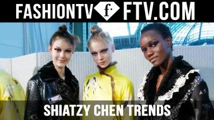 Paris Fashion Week F/W 16-17 - Shiatzy Chen Trends   FTV.com