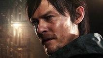 Silent Hill- bande annonce jeu, Guillermo del torro, Norman Reedus