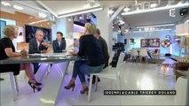 Dominique Grimault raconte les larmes de Thierry Roland en apprenant son éviction de TF1