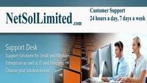Web Development, Web Hosting & IT Desktop Support - NetSol Limited