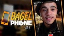 Bagel Phone #1 - Studio Bagel