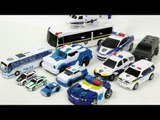 Transformers Carbot Police Cars Combination Robot Car Toys 카봇 트랜스포머 경찰차 장난감 자동차 로봇 합체 변신 동영상