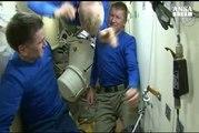 Rientrati con successi astronauti dall'Iss