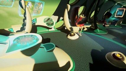 Première vidéo de gameplay - E3 2016 de Psychonauts in the Rhombus of Ruin